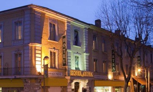 H tel de charme 3 toiles aix en provence centre ville h tel artea - Hotel de charme aix en provence ...